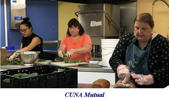 CUNA Mutual Volunteers