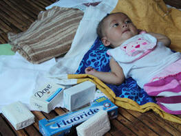 LWR Baby Care Kits