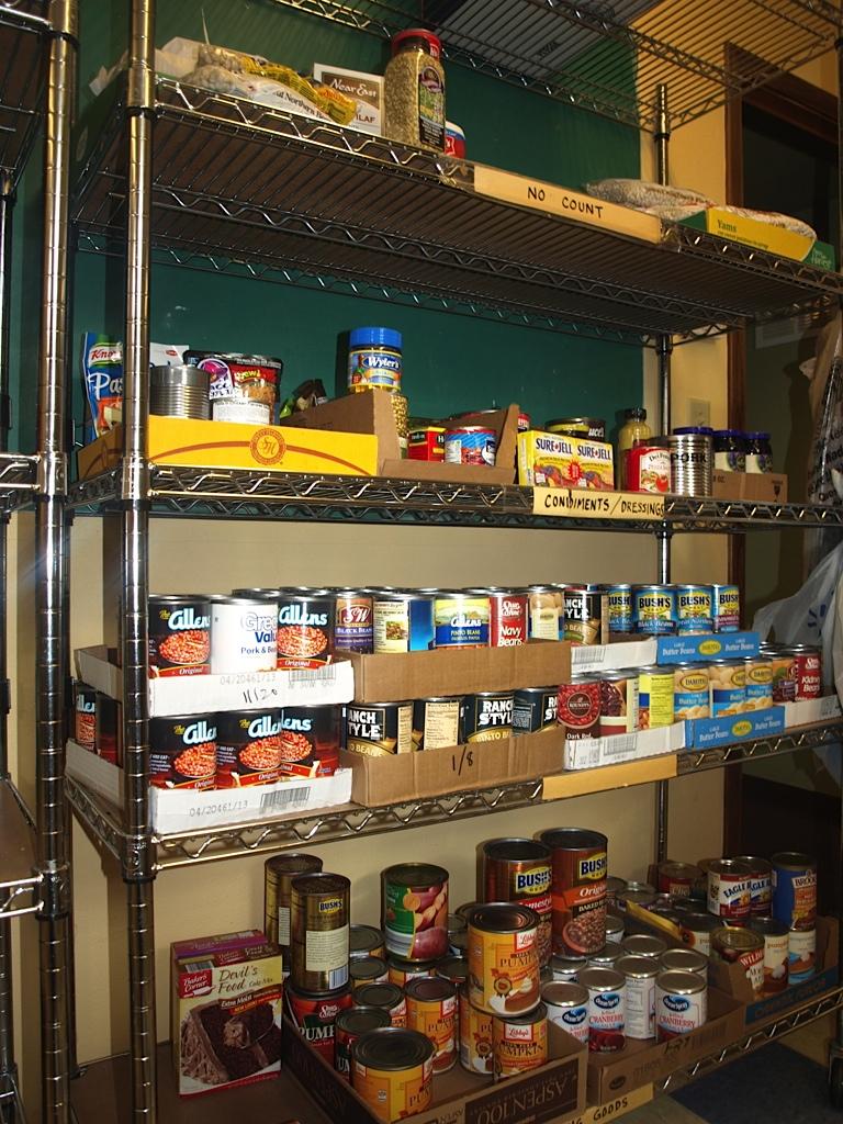 Food pantry for Madison food pantry volunteer